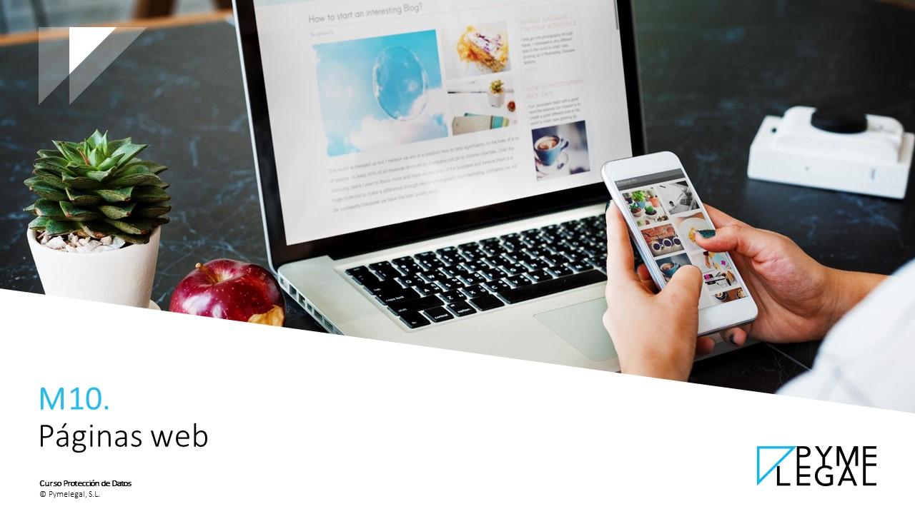 Módulo 10: Páginas web